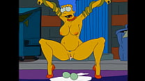 Marge : Sex Scene With Aliens