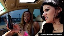 Big Butt Cuban Angelina Castro hooks up with a ...