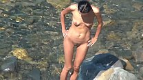Unique collection of_spy videos from the nudist beach from NudeBeachDreams com Thumbnail
