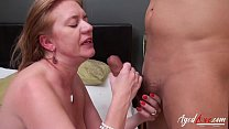 British mature seduced detective which fucked her