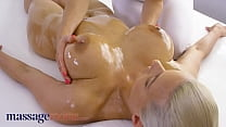 Massage Rooms Gorgeous big boobs blonde passion...