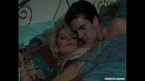 Huge tits blonde Sally Layd in classic sex vide...