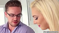 Tiffany Watson making out for pleasure so she s...
