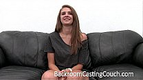 Young Anal Teen Swallows Agent's Cum Thumbnail