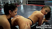 NudeFightClub presents Amirah Adara vs Jessyka Swan's Thumb