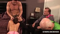 Husband Watches Wife Veronica Avluv Drilled