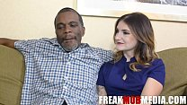 Interracial Pornstar Interview Thumbnail