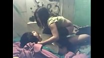 Indian Girl fucked her hostel room hot with Hindi Audio