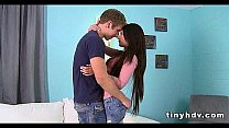 Petite tiny girl drilled Lacie Channing 6 91