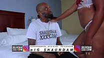 INTSAGRAM @IG SHAUNDAM - FUCKS BELIZEAN BEAUTY SHANICE LUV's Thumb