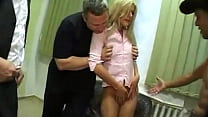 Extreme Old Germans DP Anal Orgy Blonde Teen Pi...
