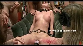 Related videos. Public club used by perverts in orgy