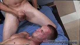 Very laid aaron holds jordan taut and gives him bj please! need fucking and