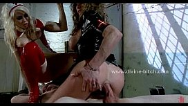 Female domination sex male slave videos