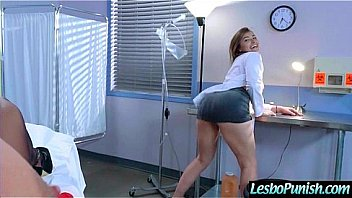 Lesbo Teen Girl (dani&phoenix) Is Punish With Sex Toys By Mean Lez video-19