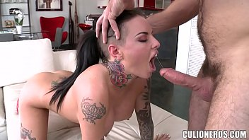 CULIONEROS - Gorgeous Babe Christy Mack Shows Off Her Amazing Butt And Fucks Like A Champion