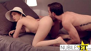 Watch Nervous Handmaid Gets Creampied On First Assignment preview
