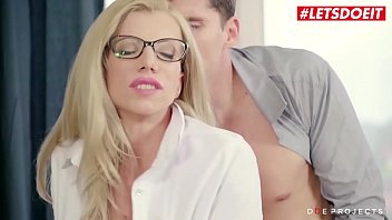 Watch LETSDOEIT - Blondie Teacher Lara De Santis Has A Thing For One Of Her Students preview