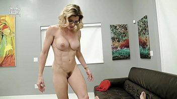 Step Mom Fucks Son during a Workout - Cory Chase