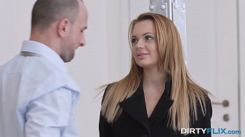 Dirty Flix - This beautiful nubile redhead is so full of desire