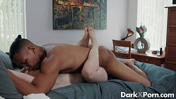 Hot young blonde fucked by a BBC