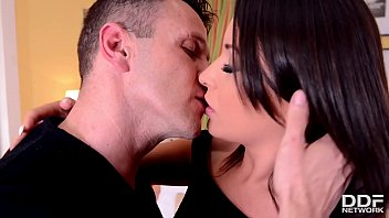 Horny glamour Milf Akasha Cullen rides big veiny dick with her tight asshole