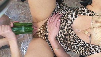 marcella with triple cucumber