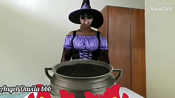 witch giving pussy