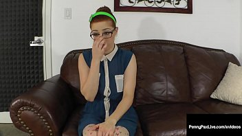 Petite Penny Pax Pounded In Her Tiny Pink Starfish (anus)!
