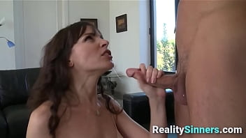 Cougar Milf Want To Fuck a Young Guy So Bad