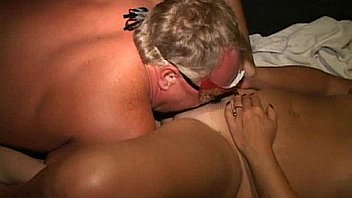 Watch Masked MILF Karla hit by cum in back of head in Trapeze club orgy preview
