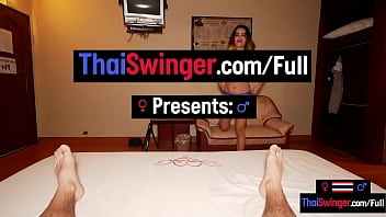 Thai amateur hooker chick knew what to do with her tourist customer