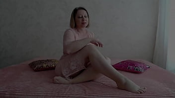 Orgasm after toy play