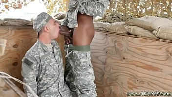 Army gay cum hot nasty troops!