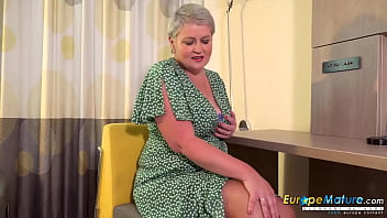 EUROPEMATURE Watch extremely busty and super hot well aged lady