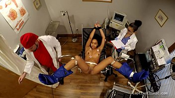 Watch Hidden Cameras Show Jail Using Prisoners For SHOCKING Experiments - Commissary Cash - Mia Sanchez & Lilith Rose - Part 6 of 7 - All Medical Fetish Movies With BDSM elements available only at CaptiveClinic com preview
