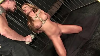 She's the best squirting milf. She's a real sex slave. Thumbnail