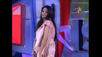 128~~256~~Sexy anchor and Actress Uday Bhanu Navel Show uuid-5829e70453414