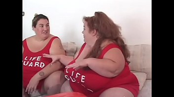Slutty BBW whore suck long dick then rides it by her fat cunt