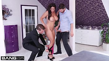 Busty Babe Chloe Gets Double Penetrated