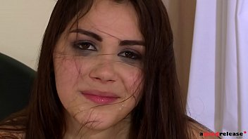 Absolutely Hot Valentina Nappi DP'ed To The Extreme At Home By Two Burglars