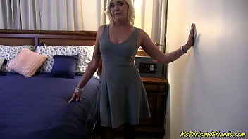 A Cougar Always Gets the Cock She Wants