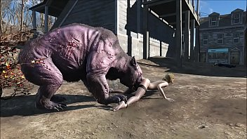 Fallout 4 Monsters