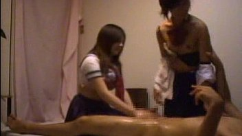 Schoolgirls Massage Part 2