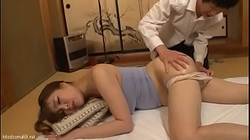 Mother And Son Pleasure Ass Massage