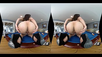 College Girl Gets Pounded on a Billiard Table WankzVR Virtual Reality Sex