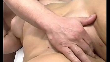 Watch Fat babe gets horny_as the mesuse massages her pussy preview