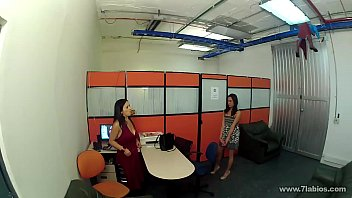 security cam get some lesbian fucking