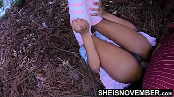 No Please Don't! Stop It Stepdad! Moms Husband Wanted To Fuck Me & Didn't Take No For An Answer, Rough OutdoorsSex Nailing Shy BlackStepdaughter Msnovember BlackVagina Violated xxx On Sheisnovember HD