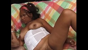 Exotic BBW bitch with hairy cunt gets fingered and fucked